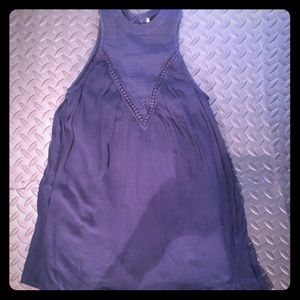 Navy Volcom dress